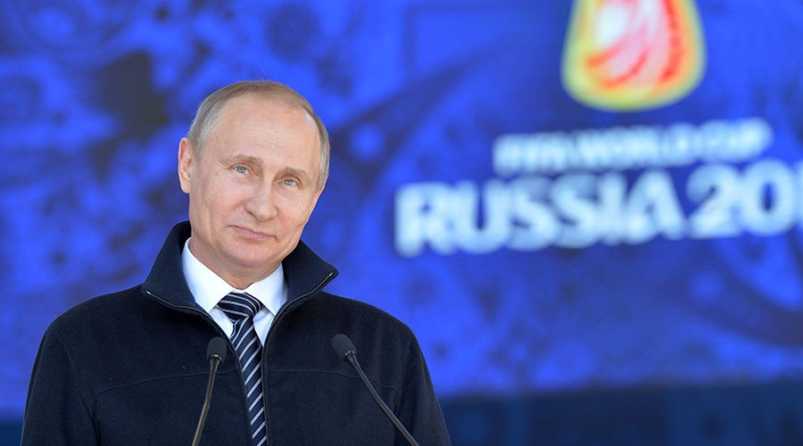 Russia to Provide Free-Visa Entry to All People Traveling For The FIFA World Cup 2018