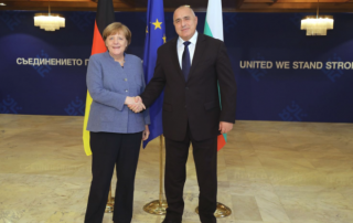 Germany backs Bulgaria's bid to join Schengen