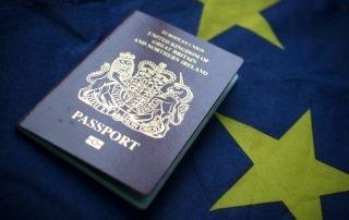 UK to abandon EU burgundy-color and return blue passports