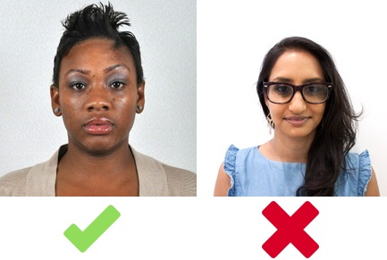 US Visa Photo Requirements - Guidelines and Size
