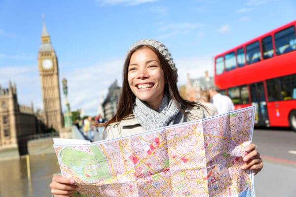 chinese tourism in uk