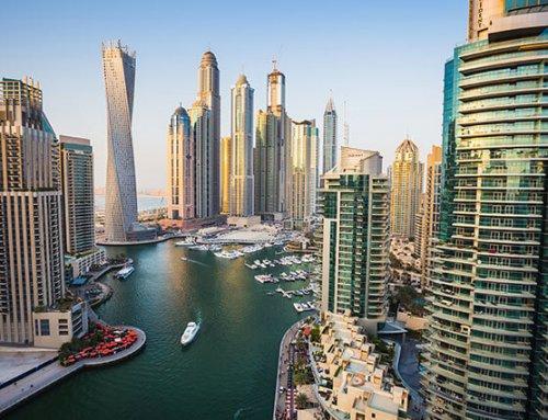 Dubai Sees Record 15.8 Million International Visitors in 2017