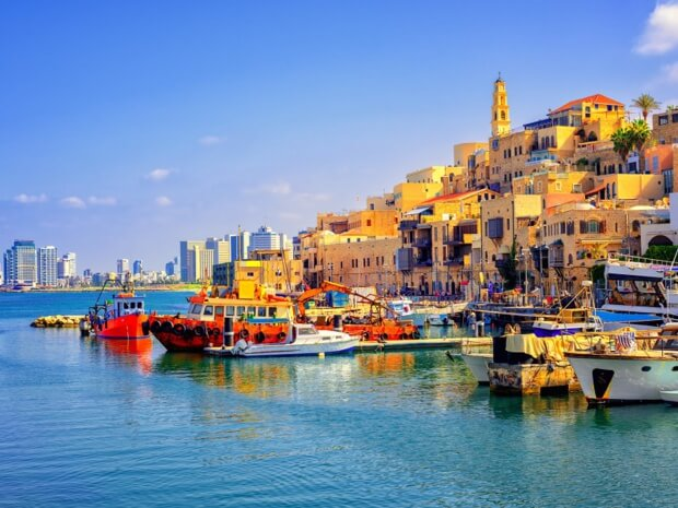 israel tourism from india