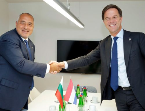 Dutch PM in Sofia: More Work Needed Before Bulgaria Can Join Schengen