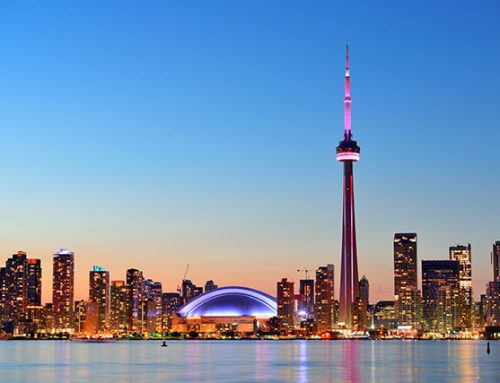 Record of 43 Million Tourists Visited Toronto Last Year