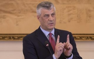 hashim thaci corruption