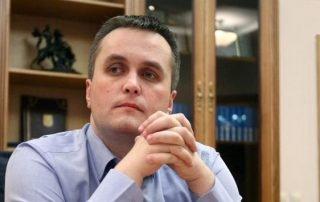 Nazar Kholodnytsky U.S visa cancelled