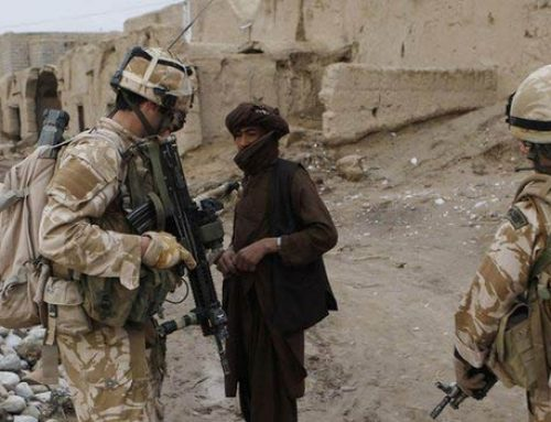 Former Afghan Interpreters Who Served With British Troops Win Their Right to Settle in UK