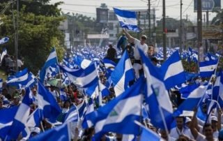 US imposes visa restrictions on Nicaragua officials