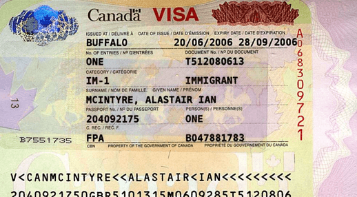 Canada Visa - Complete Guide To Canadian Visa Application and Types