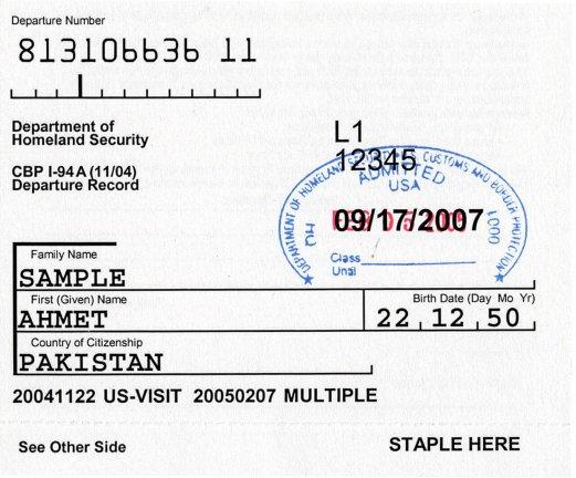 194 form sample