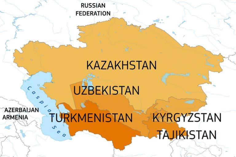 Kazakhstan Closes Border Crossing Points With Four Countries