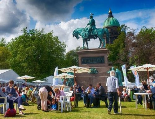 UK government refuses visas for Edinburgh book festival authors