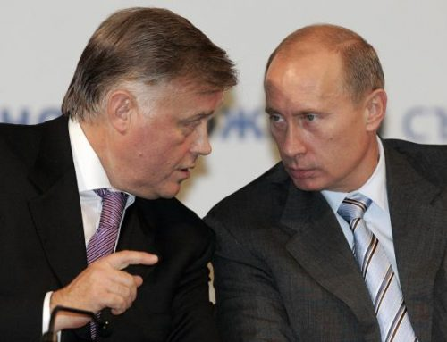 Sanctioned Putin ally Vladimir Yakunin granted German visa