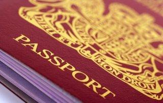 uk travel document