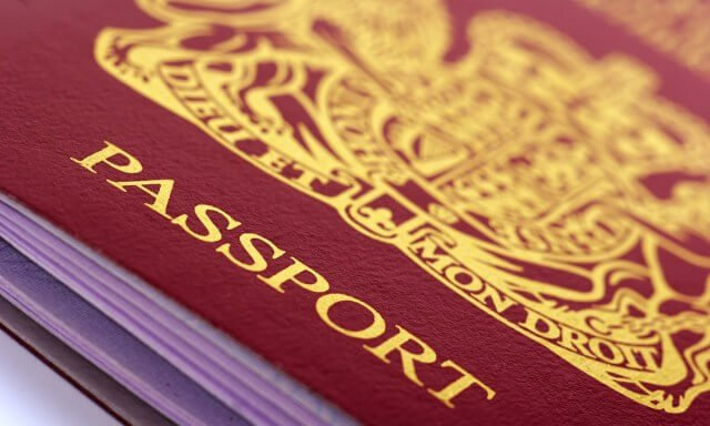 uk travel document