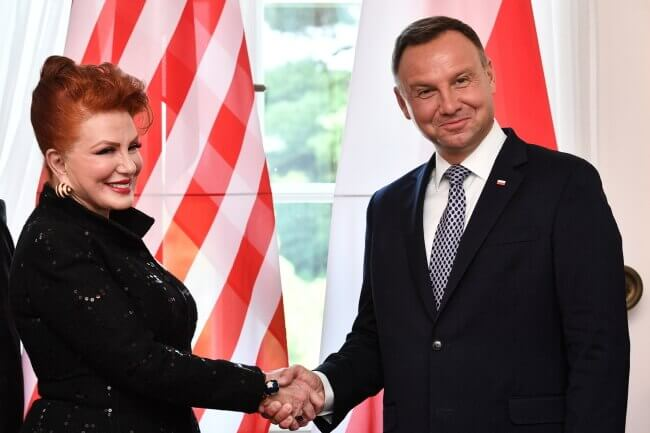 us ambassador in poland