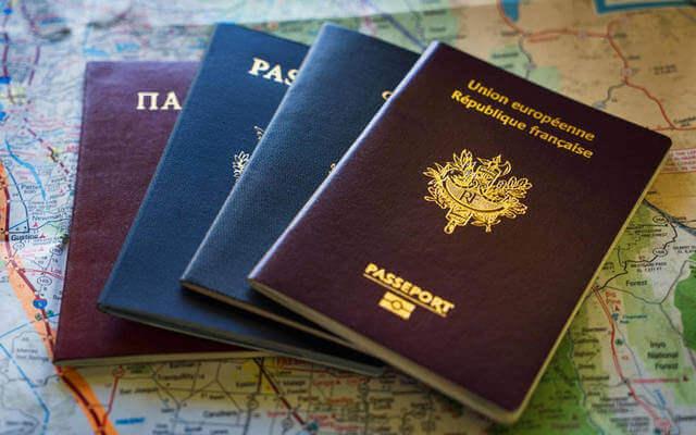 strongest passports