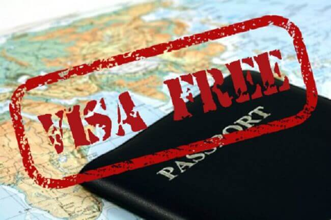 visa free travel
