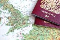 british passport to travel to dublin ireland
