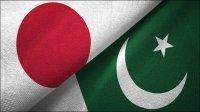 pakistan and japan flag
