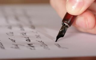 writing a cover letter for visa application