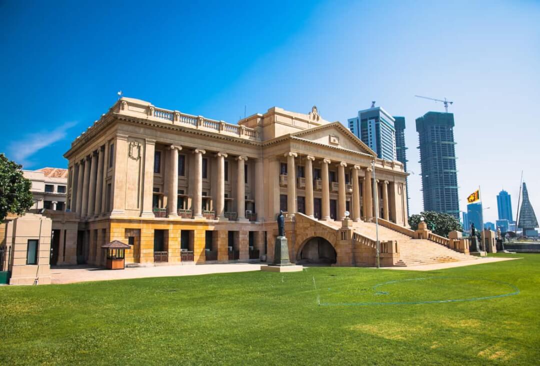 Sri Lanka Parliament Building