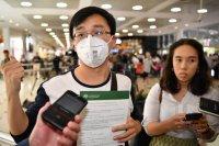 china coronavirus travel bar