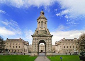 Ireland Dublin landmark