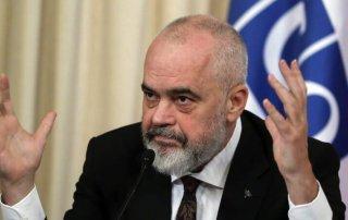 edi rama albanian prime minister