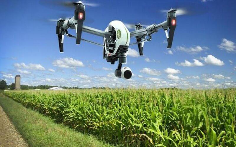 australian digital farming drone